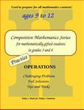 Practice Operations, Cleo Borac and Silviu Borac, 0615843271