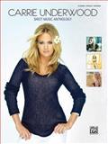Carrie Underwood -- Sheet Music Anthology, Carrie Underwood, 0739073273