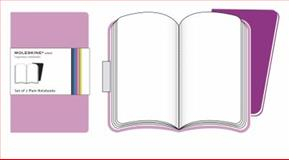 Moleskine Plain Volant Notebook: Pink X-Large, Moleskine, 8862933274