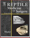 Reptile Medicine and Surgery, Mader, Douglas R., 072169327X