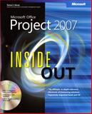 Microsoft Office Project 2007, Stover, Teresa S., 0735623279