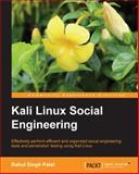Kali Linux Social Engineering, Rahul Singh, 1783283270