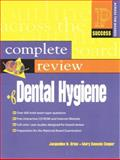 Prentice Hall Health's Complete Review of Dental Hygiene, Jacqueline N. Brian LDH  MsEd, Mary Danusis Cooper RDH  MSEd, 0130833282