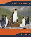 Leadership : Research Findings, Practice, and Skills, Dubrin, 0618623280