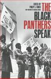 Black Panthers Speak, , 1608463281