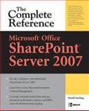 Microsoft Office Sharepoint Server 2007, Sterling, David Matthew, 007149328X