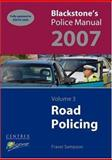 Road Policing 2007, Sampson, Fraser, 0199203288