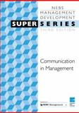 Communication in Management, NEBS Management, 075063328X