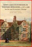 Town and Countryside in Western Berkshire, C. 1327-C. 1600 : Social and Economic Change, Yates, Margaret, 184383328X