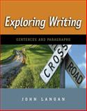 Exploring Writing, Langan, John, 0073533289