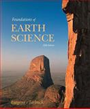 Foundations of Earth Science Value Package (includes Applications and Investigations in Earth Science), Lutgens and Lutgens, Frederick K., 032156328X