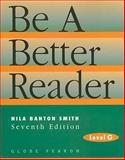 Be A Better Reader 9780835923286