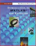 Introduction to MATLAB for Engineers, Palm, William J., 0070473285