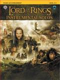 Lord of the Rings Instrumental Solos, Shore, Howard, 0757923283