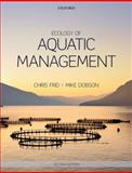 Ecology of Aquatic Management, Frid, Chris and Dobson, Mike, 0199693293