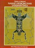 Navajo Medicine Man Sand Paintings, Reichard, Gladys A., 0486233294