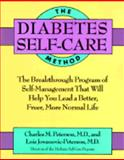 The Diabetes Self-Care Method, Charles M. Peterson and Lois Jovanovic-Peterson, 0929923294