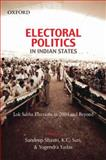Electoral Politics in Indian States : Lok Sabha Elections in 2004 and Beyond, , 0198063296