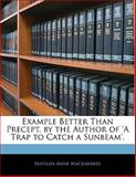 Example Better Than Precept, by the Author of 'A Trap to Catch a Sunbeam', Matilda Anne MacKarness, 1141363291