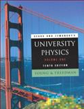 University Physics : Sears and Zemansky's University Physics, Young, Hugh D., 0201603292