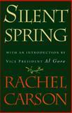 Silent Spring, Carson, Rachel Louise, 0395683297