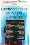 Electrochemical Studies of Batteries, Nuñez, Magdalena, 1594543291