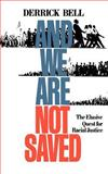 And We Are Not Saved, Derek Bell, 046500329X