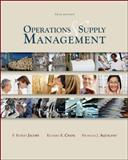 Operations and Supply Management, Jacobs, F. Robert and Chase, Richard B., 0073403296