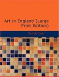 Art in England, Dutton Cook, 1434623300