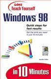 Teach Yourself Windows 98 in 10 Minutes, Fulton, Jennifer, 0672313308
