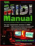 The MIDI Manual, Huber, David Miles, 0240803302