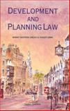 Development and Planning Law, Denyer-Green, Barry and Estates Gazette Limited Staff, 0728203308
