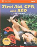 First Aid, CPR, and AED (Academic Version), American Academy of Orthopaedic Surgeons (AAOS), 0763783307