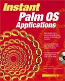 Instant Palm OS Applications, Jamsa, Kris, 0072193301