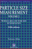 Particle Size Measurement 9780412753305