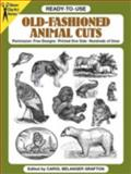 Ready-to-Use Old-Fashioned Animal Cuts, , 0486253309