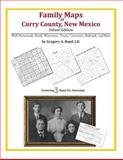 Family Maps of Curry County, New Mexico, Deluxe Edition : With Homesteads, Roads, Waterways, Towns, Cemeteries, Railroads, and More, Boyd, Gregory A., 1420313304