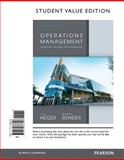 Operations Management, Student Value Edition, Heizer, Jay and Render, Barry, 0132863308