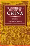 The Cambridge History of China, Chaffee, John, 0521243300