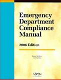 Emergency Department Compliance Manual, Rusty McNew, 0735553300