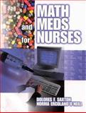 Math and Meds for the Nurse, Saxton, Delores F., 0827373317
