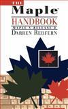 The Maple Handbook, Redfern, Darren, 0387943315