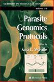 Parasite Genomics Protocols 9781617373312