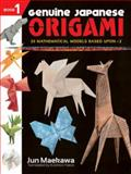 Genuine Japanese Origami, Jun Maekawa, 0486483312