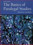 The Basics of Paralegal Studies, Goodrich, David L., 013088331X