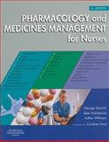 Pharmacology and Medicines Management for Nurses, Downie, George and Mackenzie, Jean, 0443103313