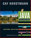 Java for Everyone : Compatible with Java 5, 6, and 7, Horstmann, Cay S., 1118063317