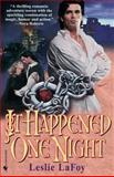 It happened one Night, Leslie LaFoy, 0553763318