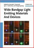 Wide Bandgap Light Emitting Materials and Devices, , 3527403310