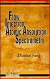 Flow Injection Atomic Absorption Spectrometry, Fang, Zhaolun, 0471953318